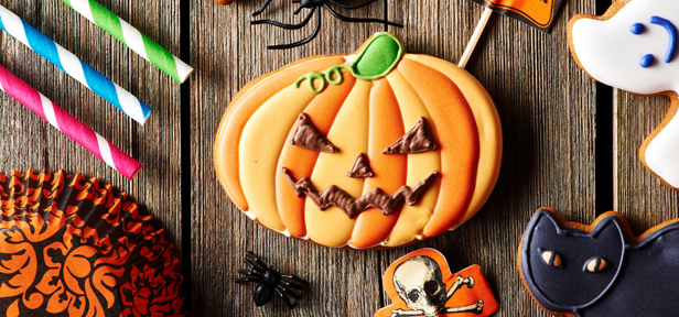 Halloweenrezepte: Lehrt eure Gäste das Gruseln