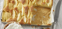 Allerbester Apfelkuchen!