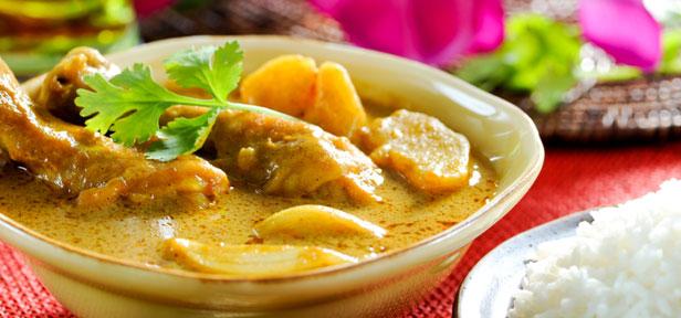 Curry bringt Abwechslung auf den Tisch