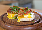 Egg Benedict – Frühstück deluxe