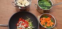 Gemüse schonend garen: So gehts