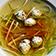 Video: Hühnersuppe mit Gemüsestreifen