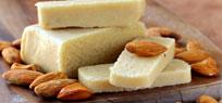 Marzipan für besondere Desserts verwandeln