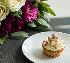 Herzige Muffins und Cupcakes zum Valentinstag