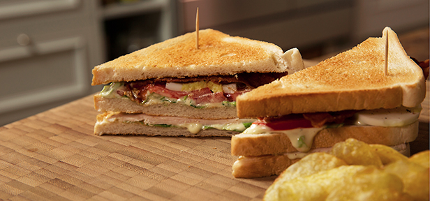 New York Club Sandwich