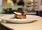 Falafel-Frikadelle orientalisch