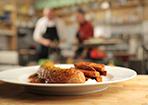 Currywurst Südstaaten-Art