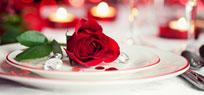 Valentinstag: Wahre Liebe geht durch den Magen