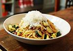 Carbonara und Spaghetti