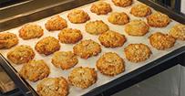 JETZT IST PLÄTZCHEN ZEIT:Mandeln, Cornflakes & Schoko