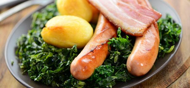Grünkohl: Vitaminreiches Wintergemüse