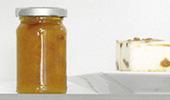Kürbisse und Marmelade