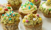 Spukige Muffins und Cupcakes zu Halloween