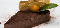 Tarte au chocolat Mehr als Schokokuchen