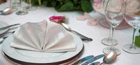 Servietten falten: effektvolle Tischdeko von schnell bis edel