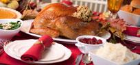 Thanksgiving: Truthahn, Süßkartoffeln & Kürbiskuchen