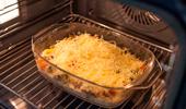 Al Forno Dampfgaren: Lasagne mit Stern
