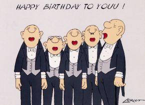 Geburtstagswünsche Loriot Lustige Wünsche Zum Geburtstag