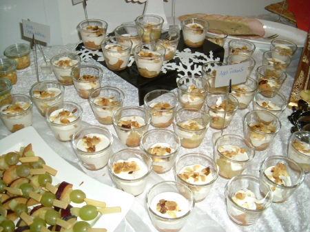 ideen gesucht f r dessert im becher o f r buffet desserts s speisen forum. Black Bedroom Furniture Sets. Home Design Ideas