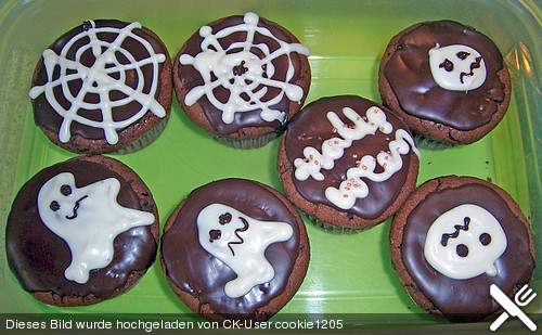 was macht man zu essen an einer kinder halloween party partyrezepte forum. Black Bedroom Furniture Sets. Home Design Ideas