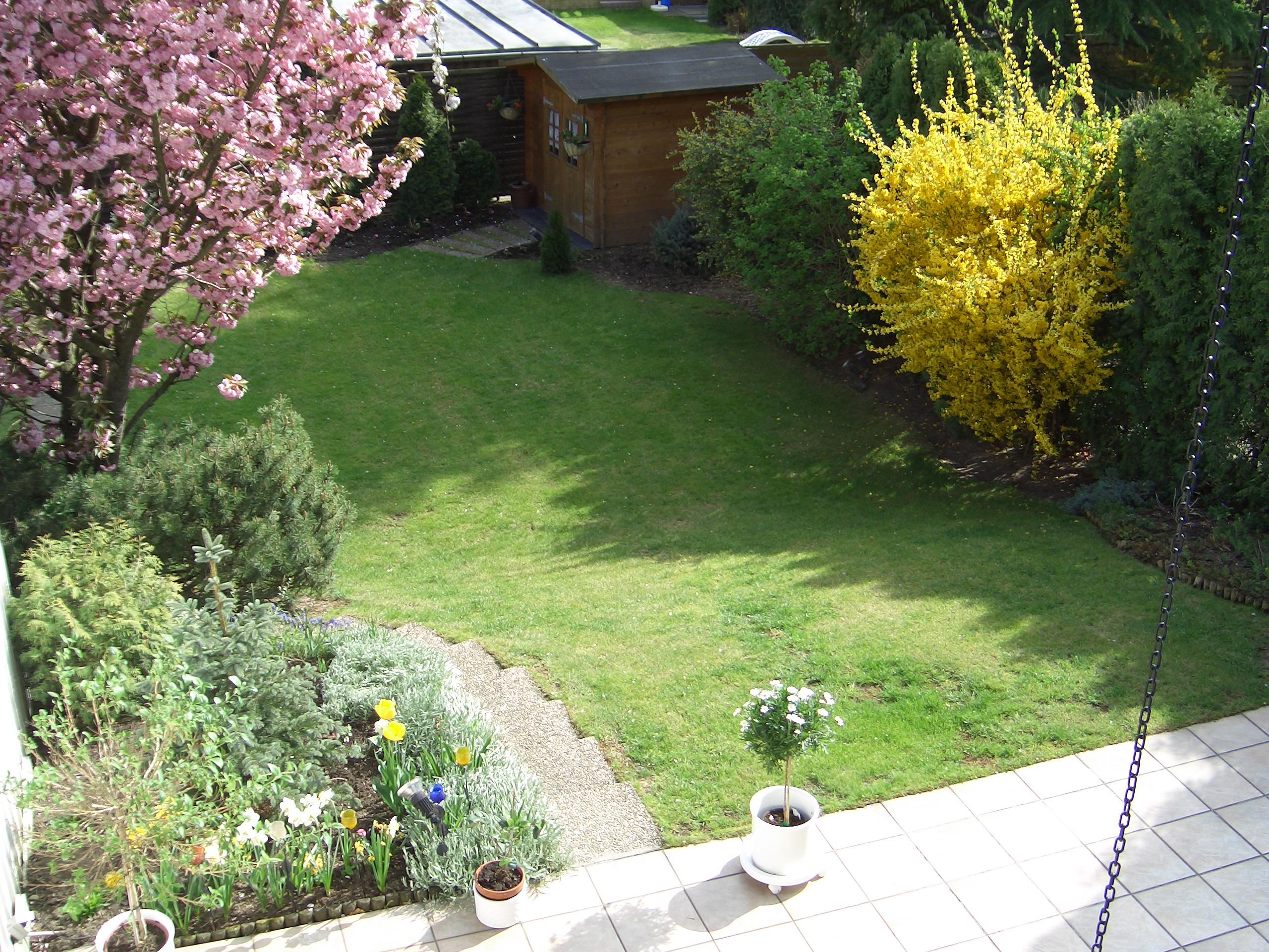 Elegant Garten forum Ideen