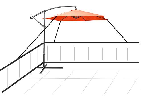 hat jemand einen 4 stock tauglichen sonnenschirm haus garten forum. Black Bedroom Furniture Sets. Home Design Ideas