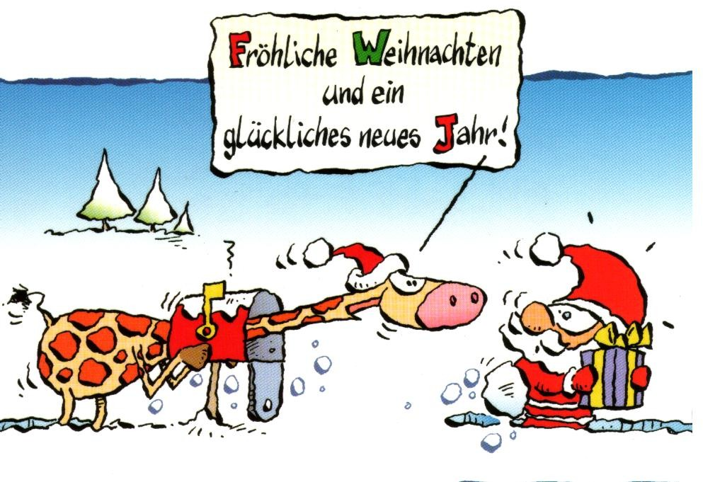 cartoons zum thema weihnachten witziges forum. Black Bedroom Furniture Sets. Home Design Ideas