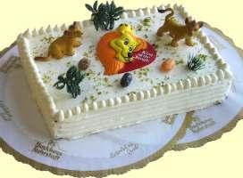 wie macht man so eine Torte ? (viereckig, siehe Bild)  Torten ...