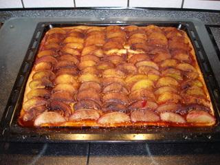 friedas genialer pfirsichkuchen torten kuchen forum. Black Bedroom Furniture Sets. Home Design Ideas
