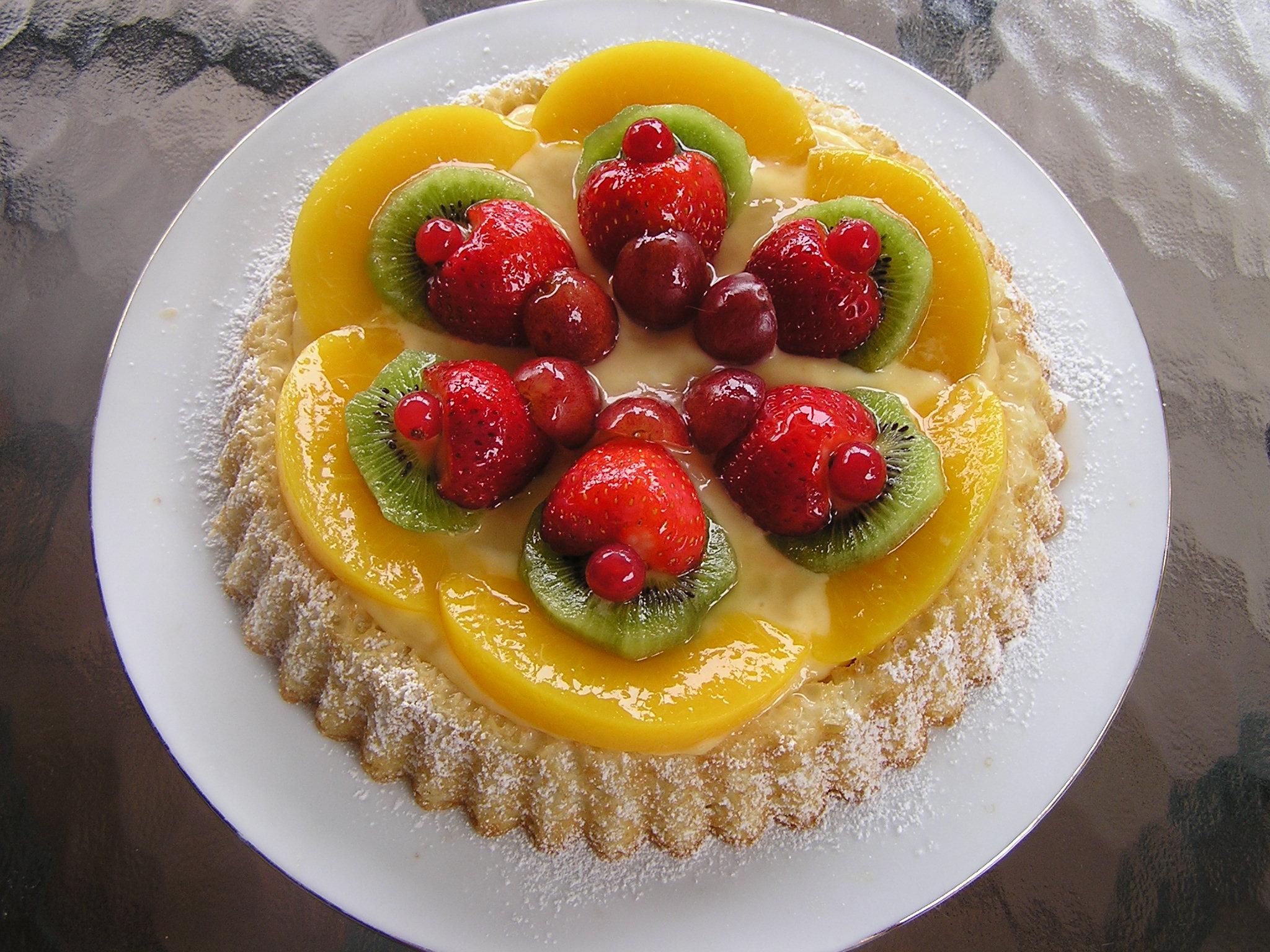Kuchen Rezepte Pudding Obst Hausrezepte Von Beliebten Kuchen