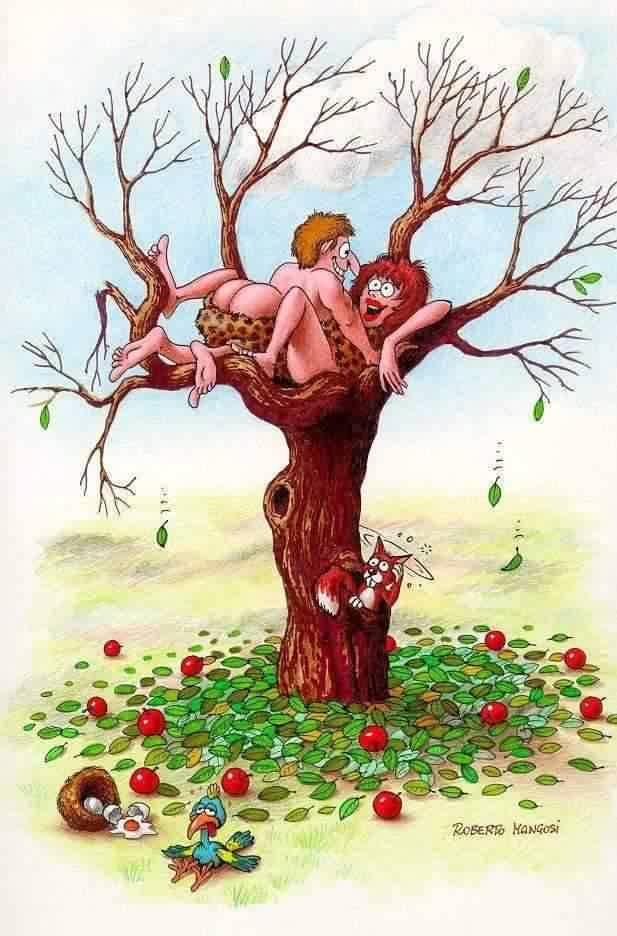 Матерные, нецензурные, пошлые, похабные карикатуры по критерию 'секс