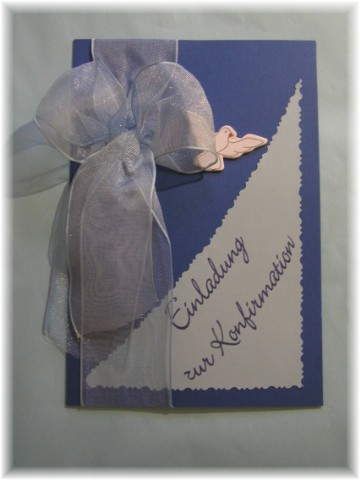 Einladungskarten Fur Firmung Selber Basteln – askceleste.info