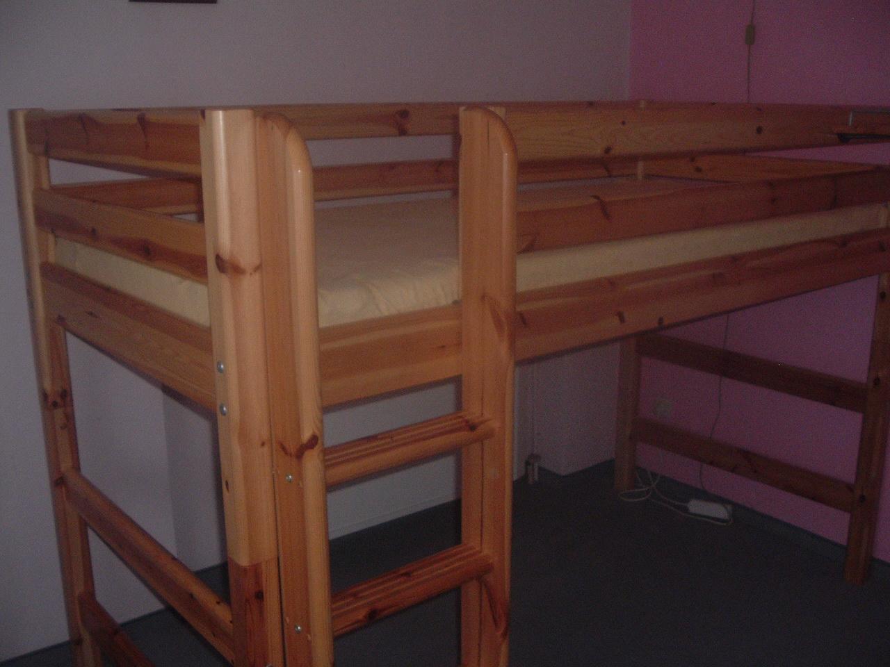 verkaufe flexa hochbett raum n rnberg kaufen u verkaufen forum. Black Bedroom Furniture Sets. Home Design Ideas