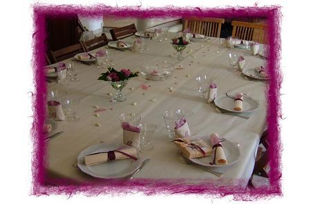 Tisch dekoration feste tischdekoration und einladungen for Biertische dekorieren