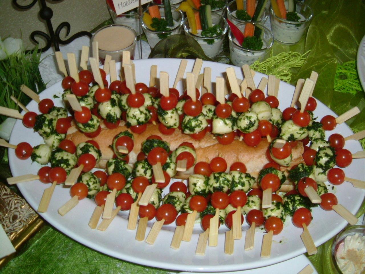 Fingerfood-Buffett für 100 Personen°° | Fingerfood Forum | Chefkoch.de