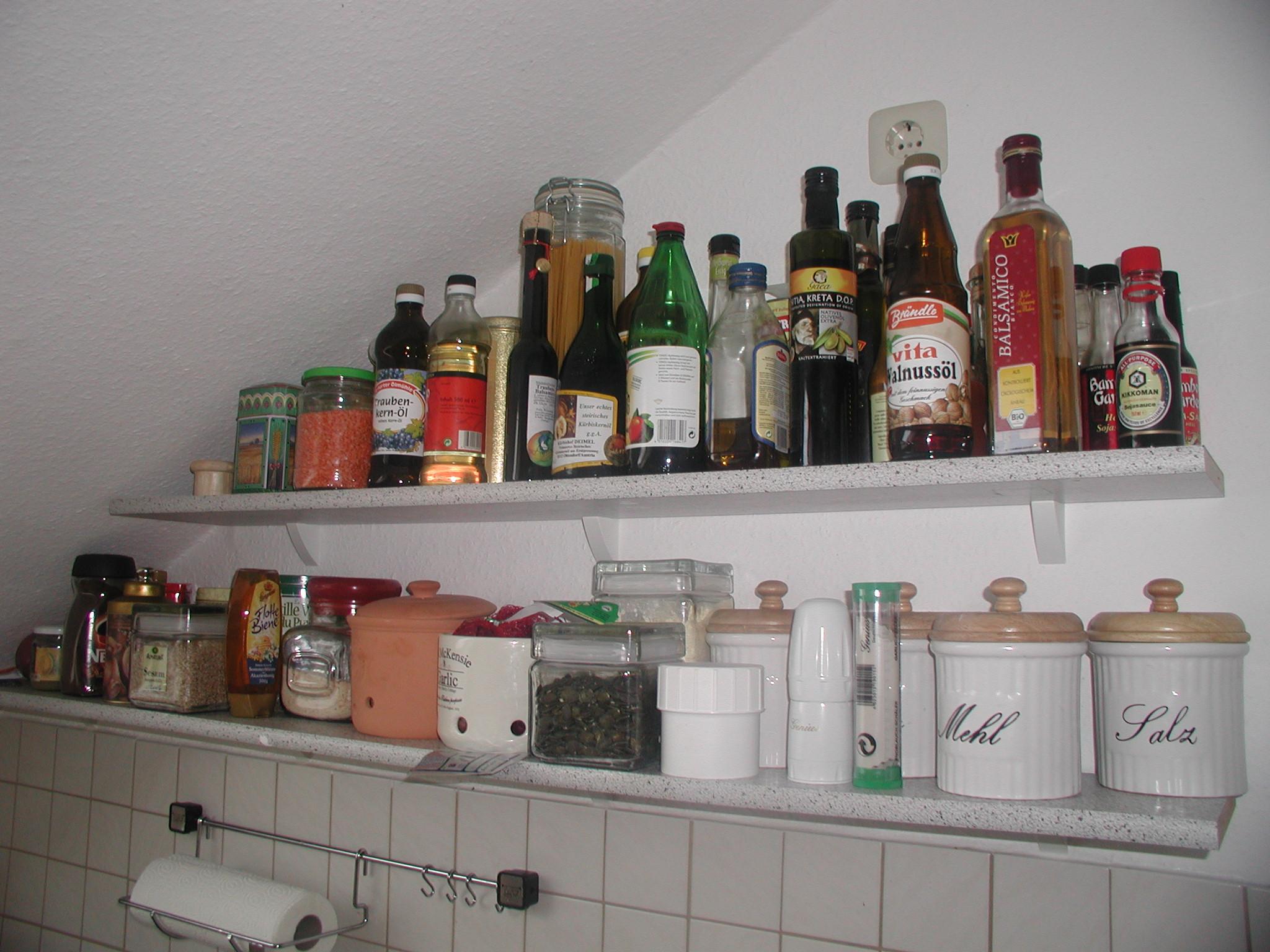Gewürzaufbewahrung organisierte gewürzaufbewahrung ideen küchenausstattung forum