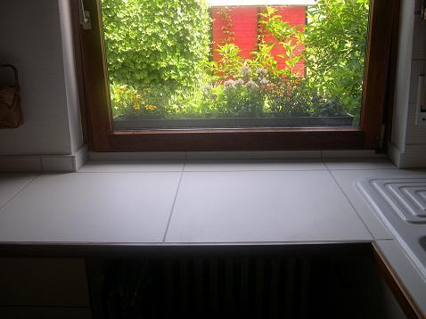 Geflieste Arbeitsplatte welche arbeitsplatte küchenausstattung forum chefkoch de
