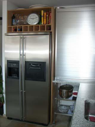 ich suche einen side by side kühlschrank | küchenausstattung forum ... - Küche Mit Amerikanischem Kühlschrank