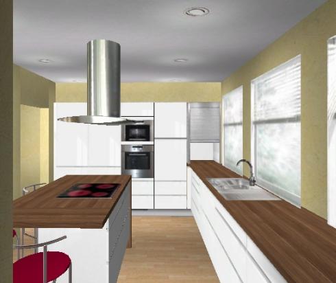 k chenplanung 2 versuch mit neuem grundriss k chenausstattung forum. Black Bedroom Furniture Sets. Home Design Ideas