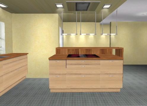 wie die k che planen k chenausstattung forum. Black Bedroom Furniture Sets. Home Design Ideas