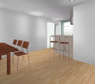 offene k che auf kleinerem raum bitte um hilfe k chenausstattung forum. Black Bedroom Furniture Sets. Home Design Ideas