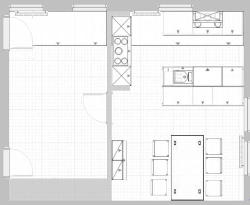 bitte um hilfe bei der planung einer neuen k che k chenausstattung forum. Black Bedroom Furniture Sets. Home Design Ideas
