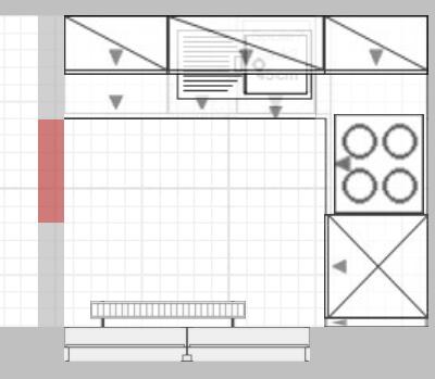schwierige Küchenplanung - oder Küchenplanung für Experten ... | {Küchenplanung 63}