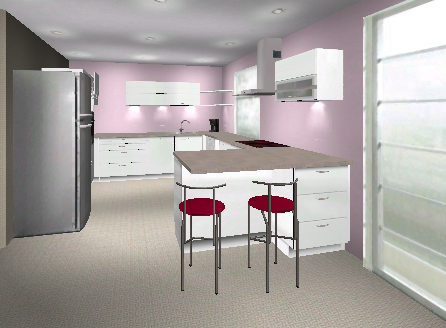 Side By Side Kühlschrank In Küche : Preis für brigitte küche und side by side küchenausstattung