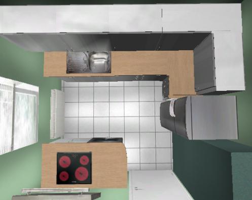 Miniküche einrichten  Miniküche | Küchenausstattung Forum | Chefkoch.de
