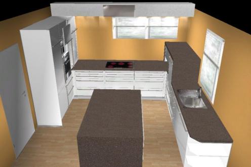Auch wir planen eine neue Küche: was sagt Ihr zu unseren ersten Ideen ...