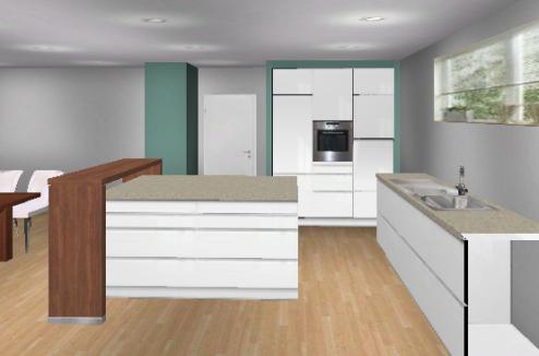 Küche planen ideen  Auch wir planen eine neue Küche: was sagt Ihr zu unseren ersten ...