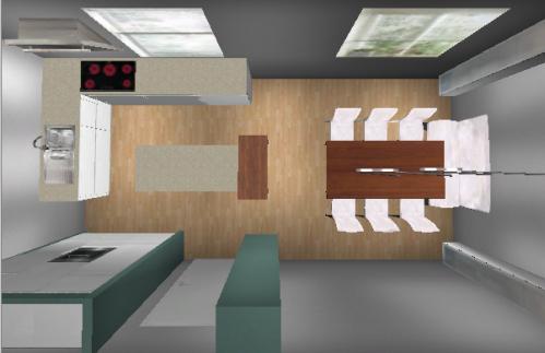 auch wir planen eine neue k che was sagt ihr zu unseren ersten ideen k chenausstattung forum. Black Bedroom Furniture Sets. Home Design Ideas