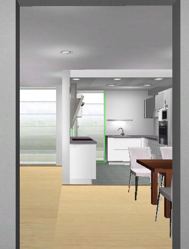 k chenplanung offene k che 3 00 x 3 175 m k chenausstattung forum. Black Bedroom Furniture Sets. Home Design Ideas