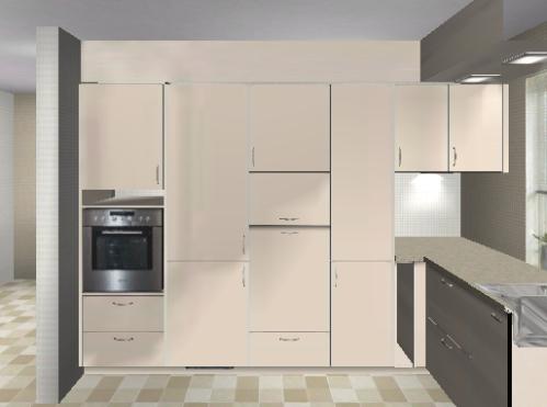 Küchenplanung: U-Form oder Kochinsel? | Küchenausstattung Forum ... | {Küchen u form mit kochinsel 67}